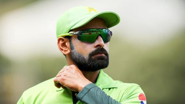 Mohammad Hafeez of Pakistan(Getty Images)