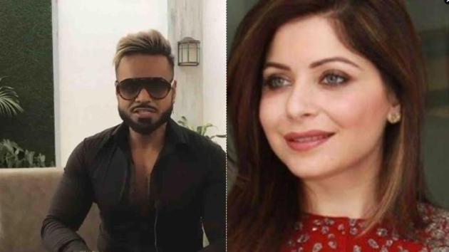 Indeeo Bakshi has worked with Kanika Kapoor in yet-to-be released music videos.