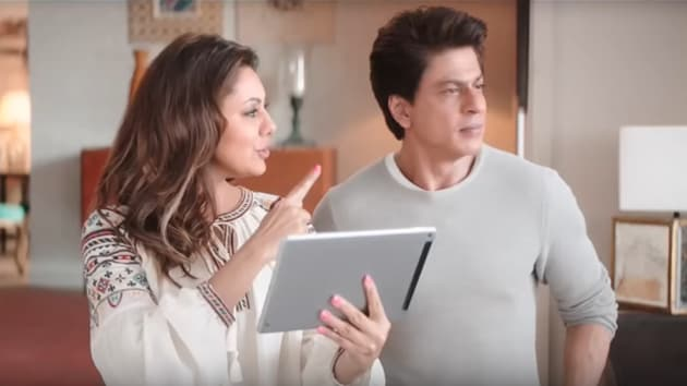 Shah Rukh Khan used to be extremely possessive about Gauri Khan when they were in a relationship.