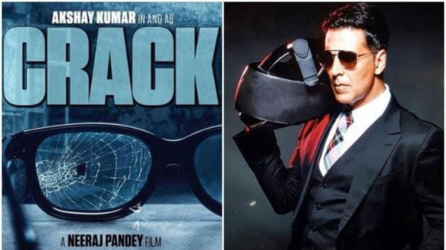 Crack, starring Akshay Kumar, was announced in 2016.