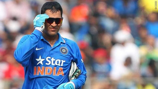 File image of MS Dhoni(Twitter)