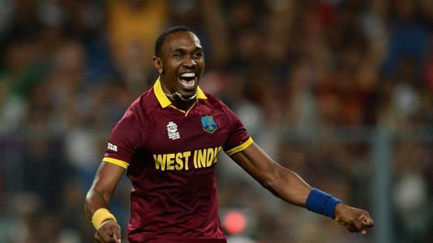 West Indian all-rounder Dwayne Bravo(Getty Images)