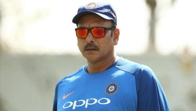 Ravi Shastri, coach of India(Getty Images)