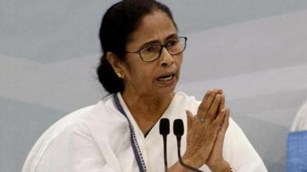 Mamata Banerjee was one of the first to raise the issue of stranded migrants and appeal for treating them well.(ANI Photo)