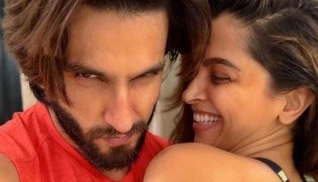 Deepika Padukone and Ranveer Singh are making the best use of their time in lockdown.