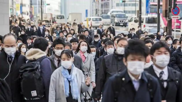 China, where the outbreak first emerged in December, has registered 81,470 cases and 3,304 deaths.(Bloomberg)