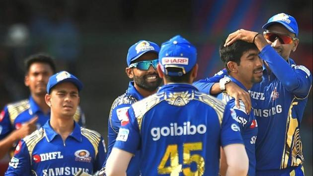 Right now, BCCI is looking at an alternate window as chances of a curtailed IPL in May look dim but nothing concrete has come out.(Twitter)