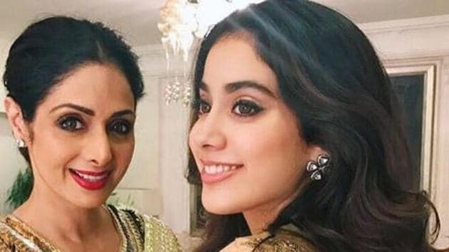 Sridevi died in 2018, a few months before Janhvi made her film debut.