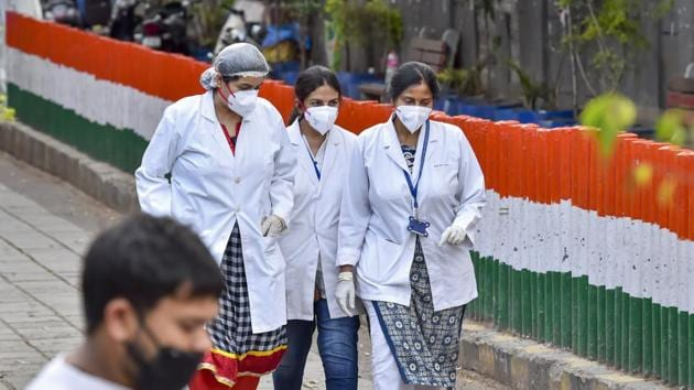 The government has done well in identifying 10 such locations — which have witnessed a high number of cases, and where the possibility of spread is high(PTI)