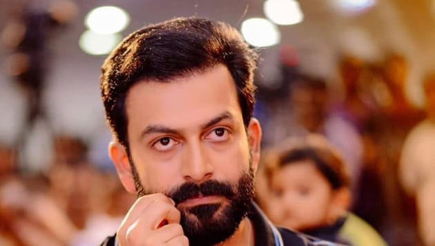 Prithviraj posted a message on social media.