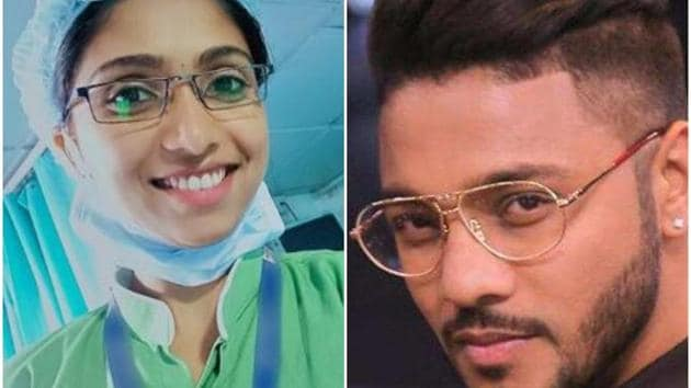 Raftaar has applauded the services of health service workers like his sister.