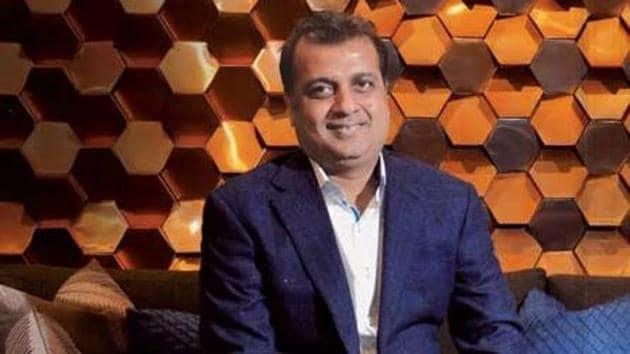 Sanjay Gupta, Chairman, APL Apollo.(APL Apollo)