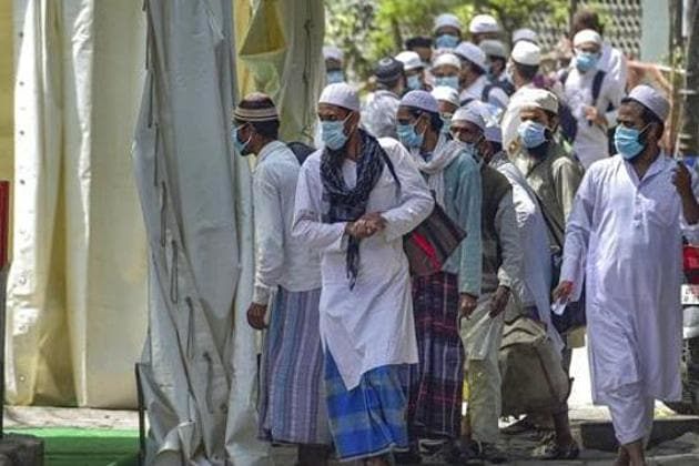 The Tablighi Jamaat gathering in Nizamuddin was, as this newspaper has argued, gravely irresponsible and most likely criminal.(PTI)