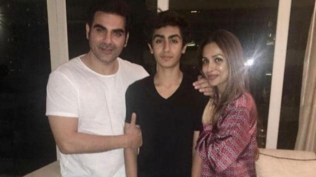 Arbaaz Khan and Malaika Arora, who got married in 1998, were granted divorce in 2017.