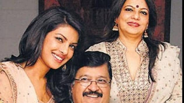 Priyanka Chopra reveals her father had assured her that he will always be on her team.