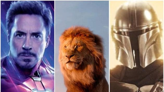 Avengers: Endgame, The Lion King and The Mandalorian are all available on Disney+Hotstar.