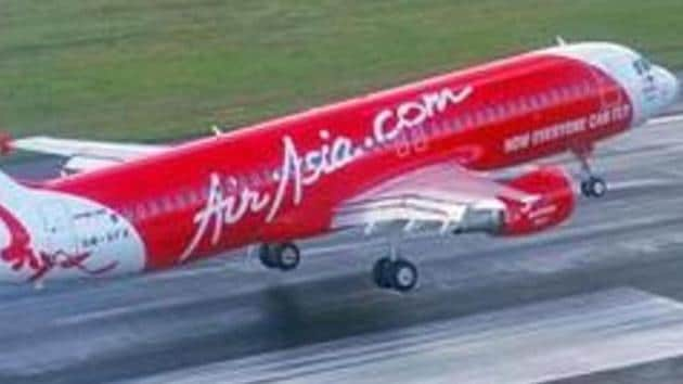 Air Asia (India) sources confirmed the airline's decision to start taking bookings from April 15, but said that they will be abiding by the Directorate General of Civil Aviation (DGCA) order.(FILE PHOTO.)