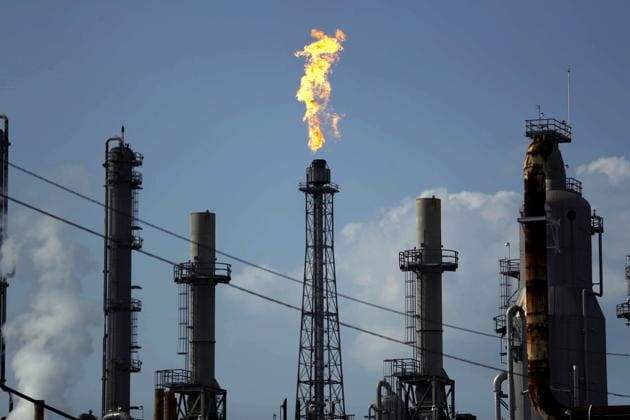 The fear of a big-three cartel emerging to resurrect oil prices are overblown. The only silver lining, amid the darkness over the Indian economy, is that crude prices have crashed, offering the country billions of dollars in savings(AP)
