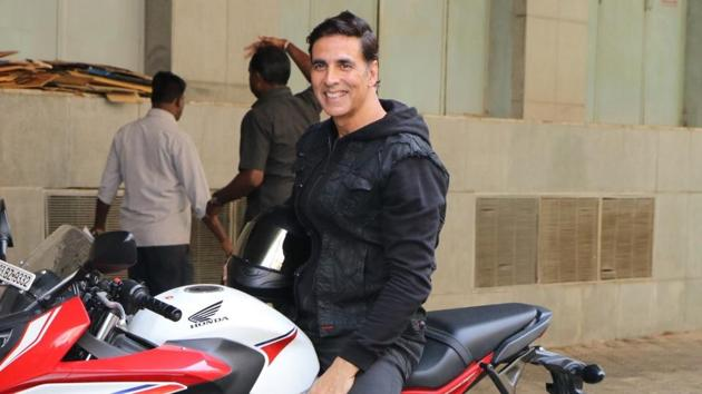 Akshay Kumar is among Bollywood's most successful actors today.(IANS)