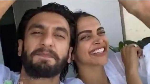 Ranveer Singh is annoyed with Deepika Padukone's constant need to always be busy.
