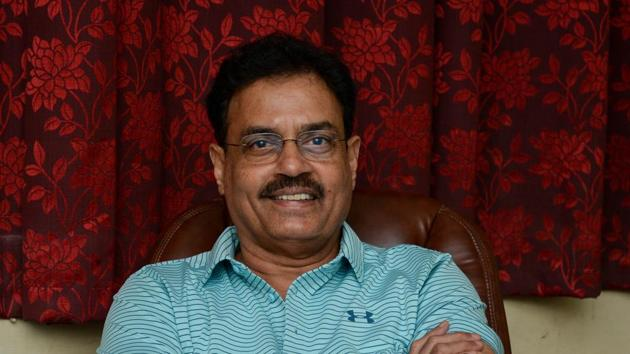 Dilip Vengsarkar(Milind Saurkar/HT Photo)