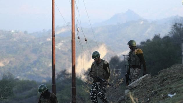 Jammu and Kashmir Police chief Dilbagh Singh said Muridke-based group has also readied terrorist groups for infiltration(AP)