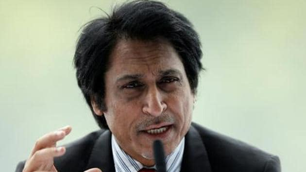 File image of Ramiz Raja.(Action Images via Reuters)