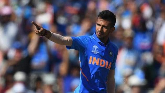 File image of Yuzvendra Chahal.(Getty Images)