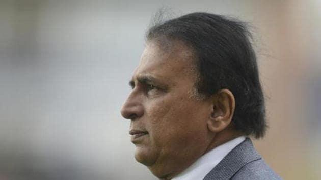 Former Indian cricketer and commentator Sunil Gavaskar(REUTERS)
