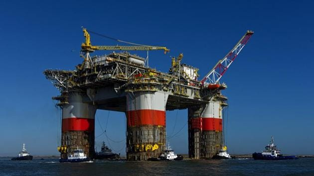 Brent for June delivery added 2% to $33.70 a barrel on the ICE Futures Europe exchange after dropping 3.1% Monday.(Bloomberg/ Image for Representation)