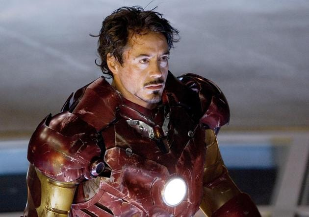 Robert Downey Jr retired as Iron Man in 2019.