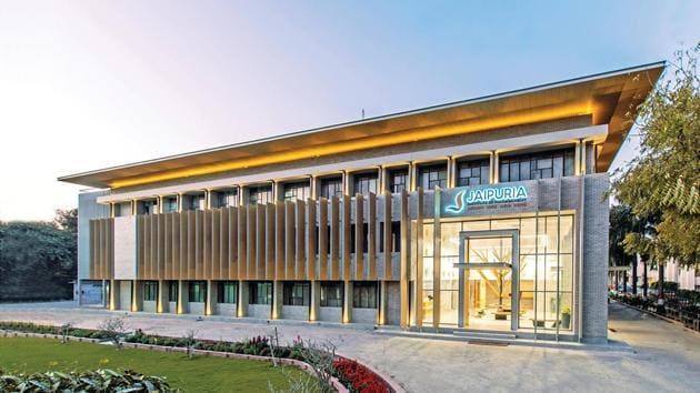 Jaipuria Institute of Management, Lucknow.