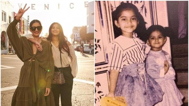 Sonam Kapoor and sister Rhea also collaborate in their work.