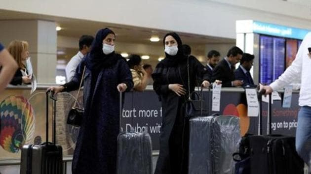 The United Arab Emirates (UAE) has recorded more than 2,000 cases of the coronavirus, and 12 deaths.(Reuters file photo)