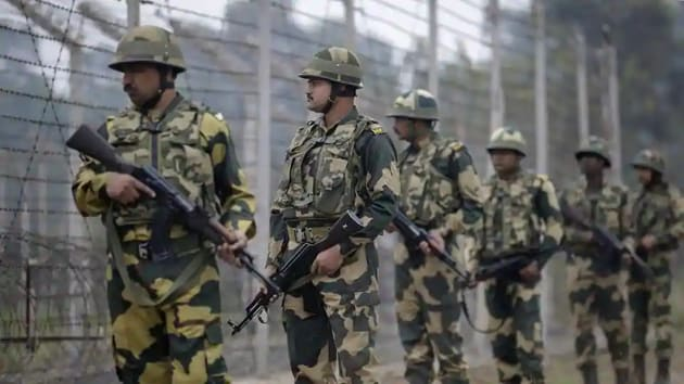 Indian security agency officials said that, as part of its plan to intensify infiltration efforts and terror attacks in J&K, the Jaish has been mobilising its cadre across the IB in the Sialkot sector since February.(PTI)