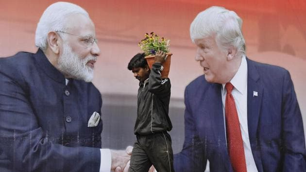 Covid-19 update: Several reports in the US media have cited Indian H-1B visa holders as expressing concerns that it will be virtually impossible for them to find new jobs if they are laid off, given the rapidly slowing economy.(AP)