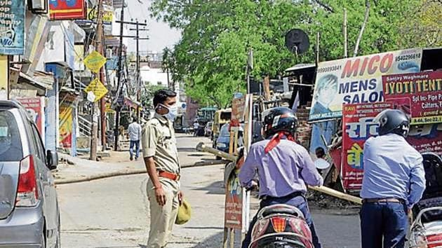 Since the lockdown began, the Noida police had registered 507 FIRs till April 3 while another 143 were registered till April 9, thereby bringing the total to 650.
