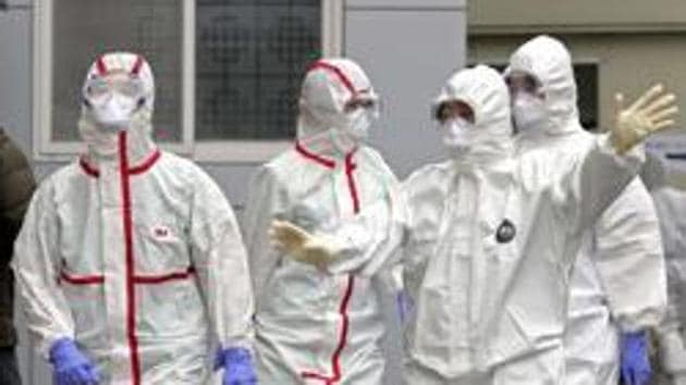 The communist-run single-party island is finding it tough to source medical supplies and has already recorded 564 coronavirus cases and 15 deaths.(AP file photo)