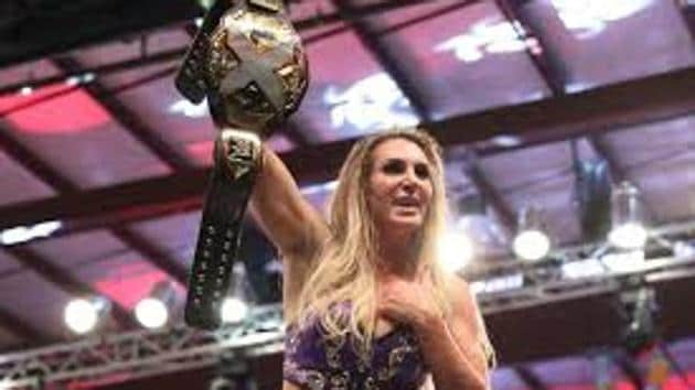 Charlotte Flair.(WWE)