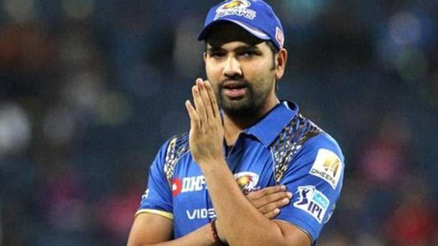 A file photo of Rohit Sharma.(IPL)