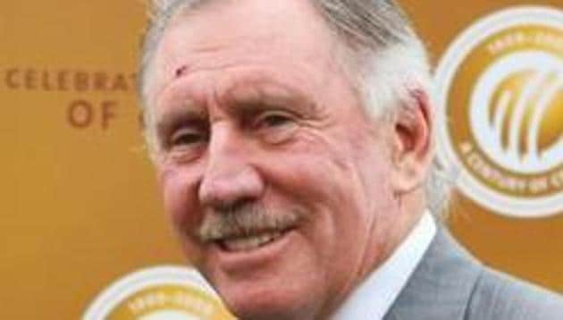 A file photo of Ian Chappell.(Getty Images)