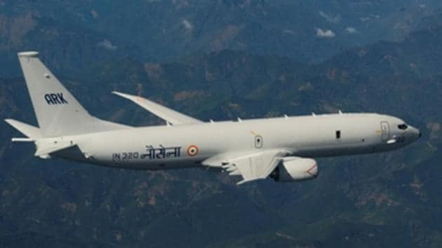 The Harpoon missiles and the torpedoes cleared by the US State Department will be equipped in Indian Air Force's P-8I aircraft.(Boeing/Image courtesy)