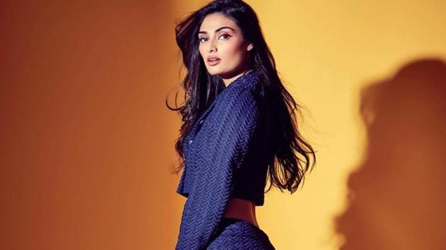 Actor Athiya Shetty has complained how she has been having sleep issues