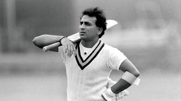 Pace and swing': Sunil Gavaskar reveals 'toughest test' of his career   Hindustan Times