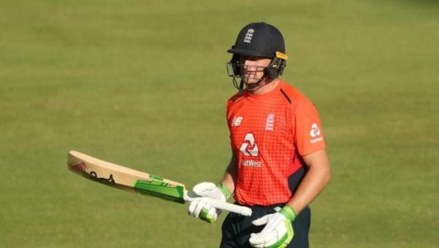 File image of Jos Buttler(REUTERS)