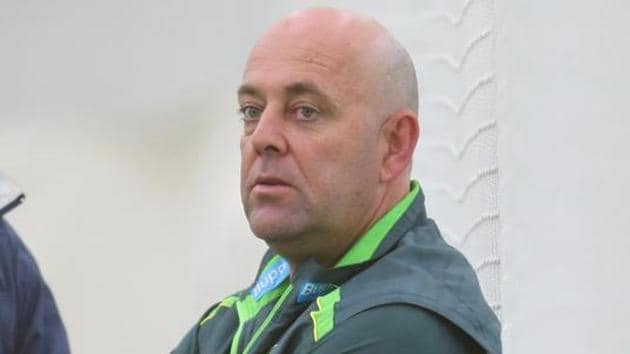 A file photo of Darren Lehmann.(Getty Images)