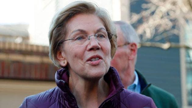 United States Senator Elizabeth Warren.(Reuters file photo)