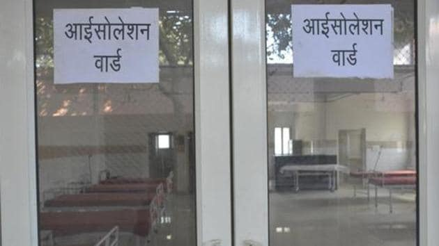 The district magistrate of Gautam Budh Nagar said he had received complaints regarding the cleanliness of the premises at the Galgotias hostel, but the issue has been resolved.(HT file photo. Representative image)