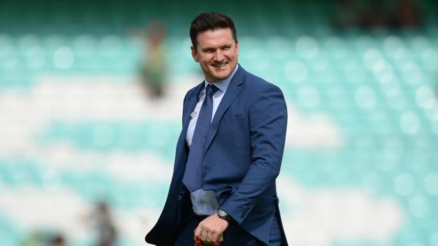 File image of Graeme Smith.(Popperfoto via Getty Images)