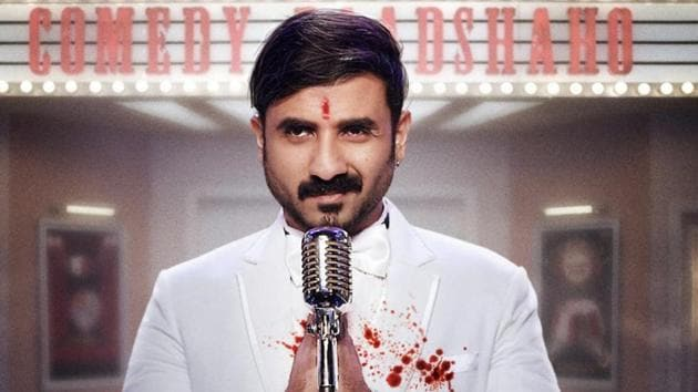 Hasmukh review: Vir Das plays a murderous comedian in the new Netflix Original.